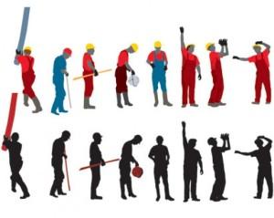 trabajadores cedidos